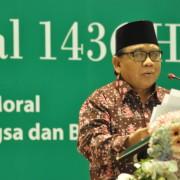 Ketua DPP LDII Prof Dr Abdullah Syam