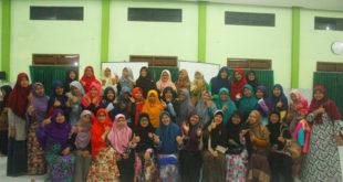 Seminar Wanita DPD LDII Kabupaten Sidoarjo.